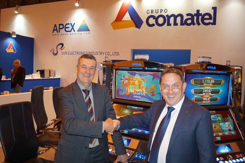 Betting Business - APEX Comatel Spain