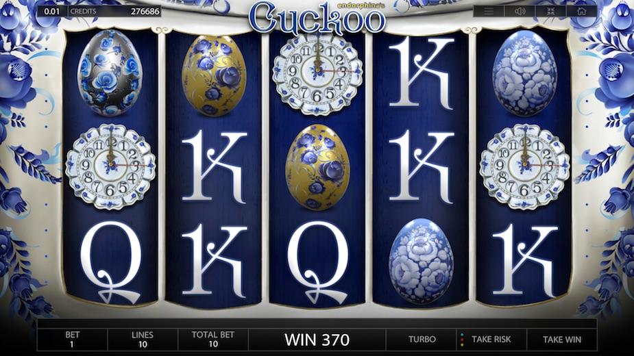 Betting Business - Cuckoo Endorphina