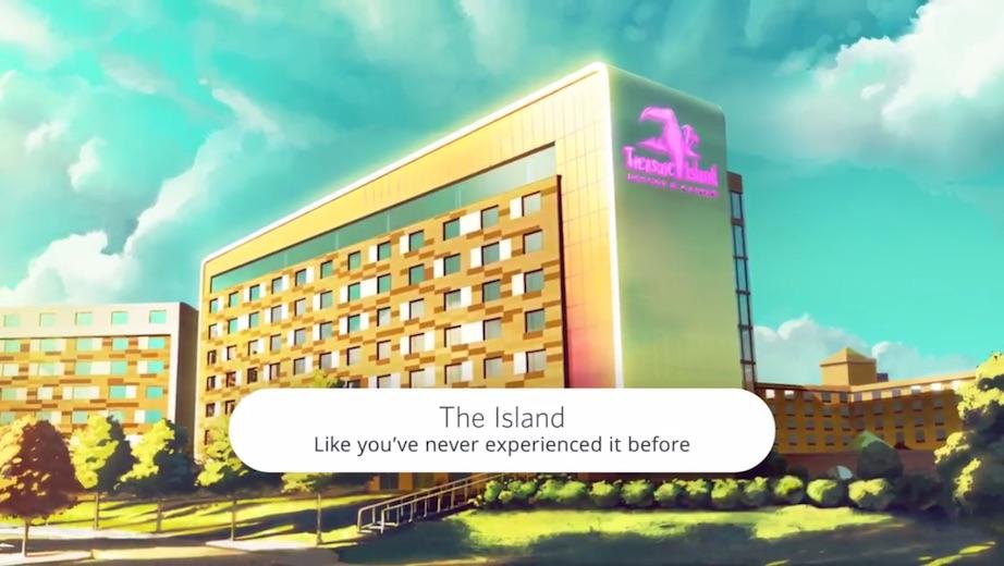Betting Business - GREENTUBE pro Treasure Island platform