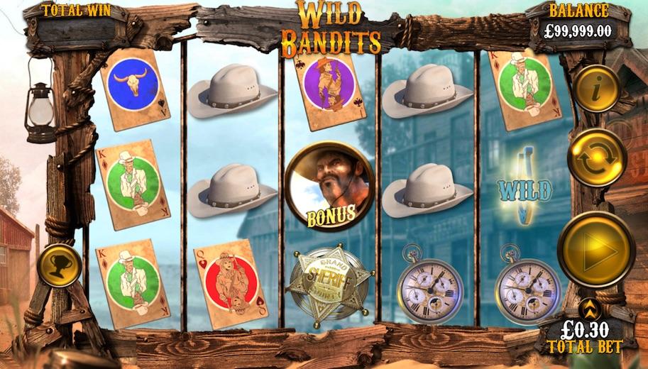 Betting Business - GW Games Wild Bandits