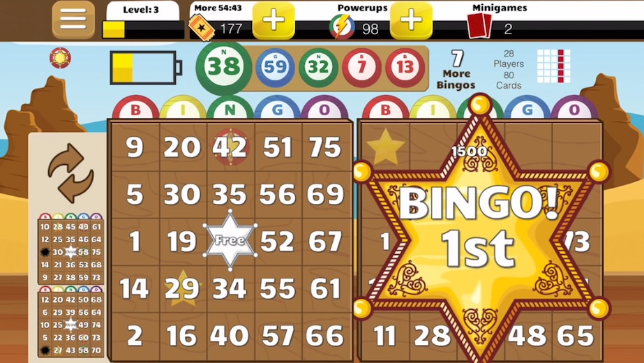 Betting Business - Scientific Games Spicerack Bingo Showdown