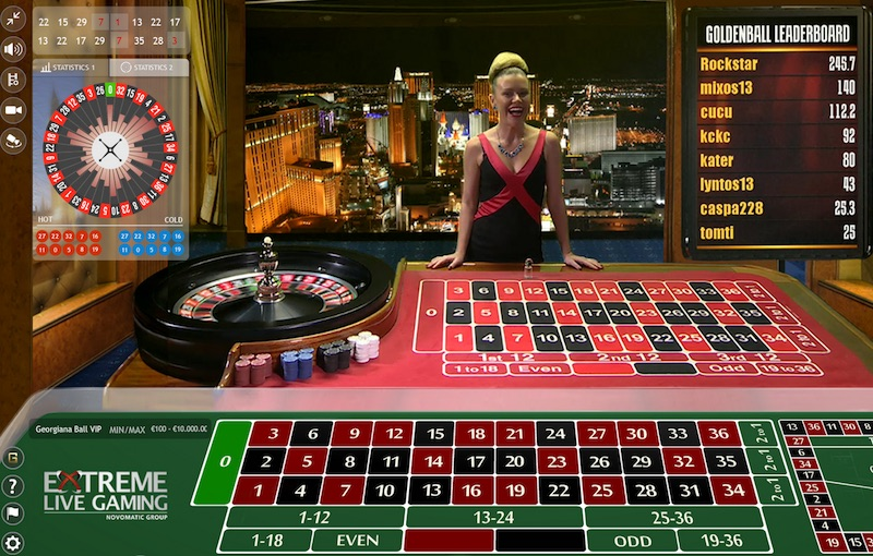 Casino Review - Betsafe Extreme Live Gaming
