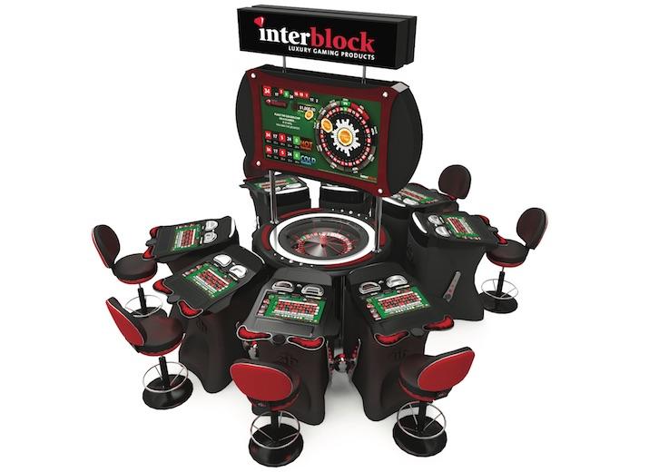 Casino Review - Interblock incredible momentum NIGA