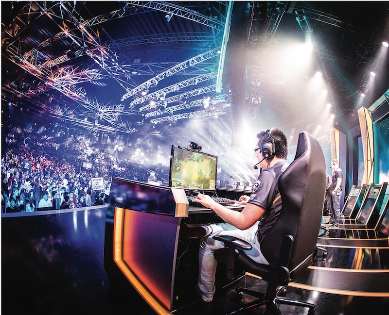 GiGse examines eSports and gaming - a marriage made in heaven