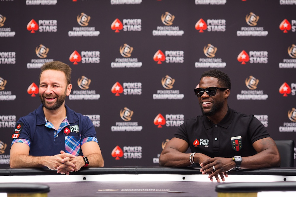 BB - Kevin Hart PokerStars
