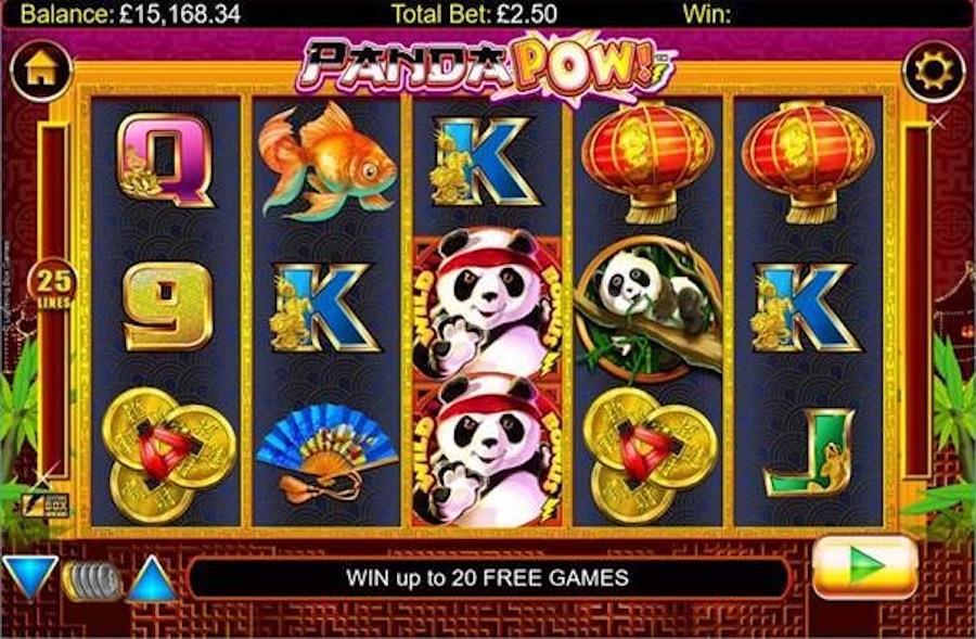 BBi - Lightning Box William Hill Panda Pow