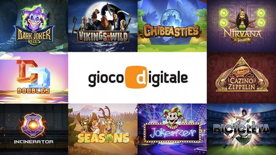BBi - Yggdrasil Gaming Gioco Digitale