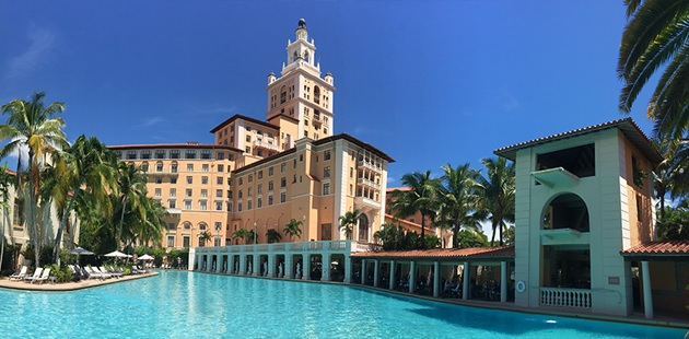 Betting Business Biltmore Hotel,Juegos Miami LatAm