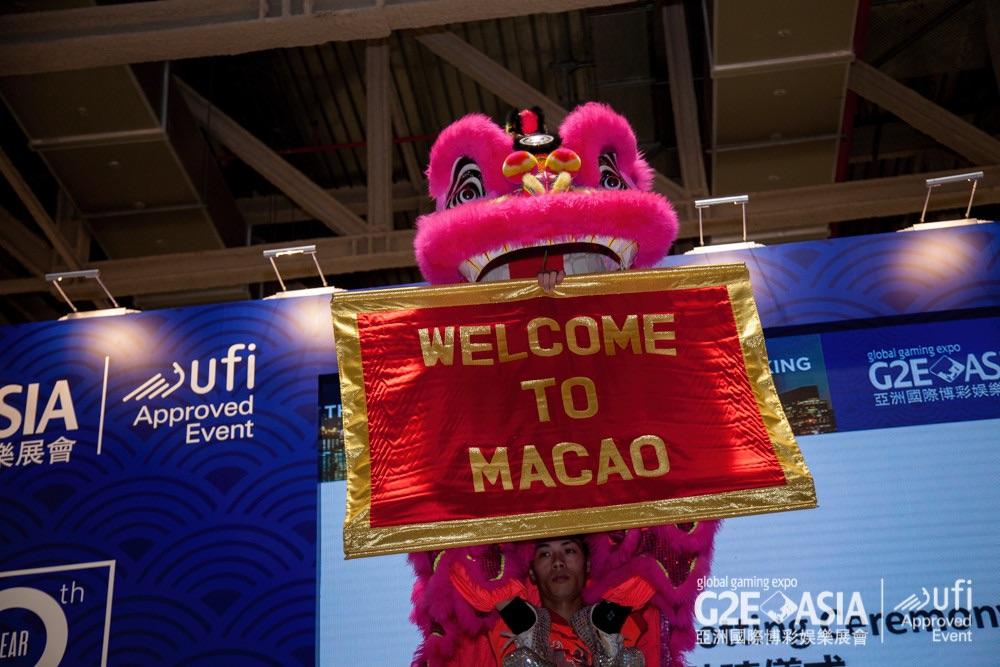 ICR - G2E Asia Macau