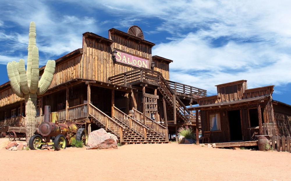 BBi - Heart of the Frontier playtech Wild West