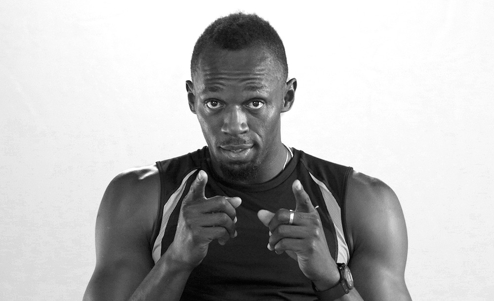 BBi - Usain Bolt PokerStars