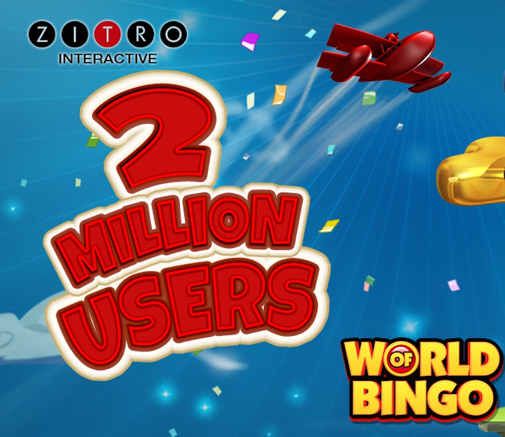 BBi - Zitro Interactive users 2 million users
