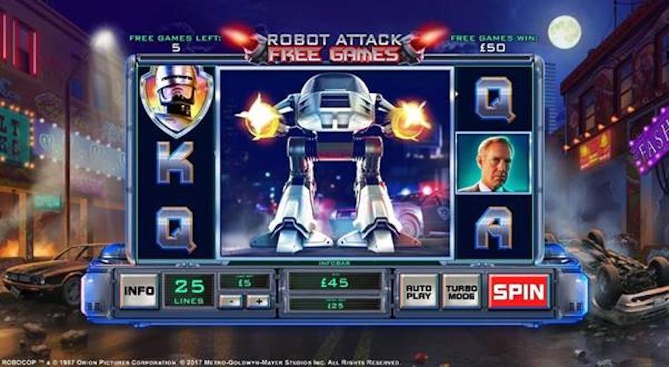 BBi - Playtech RoboCop