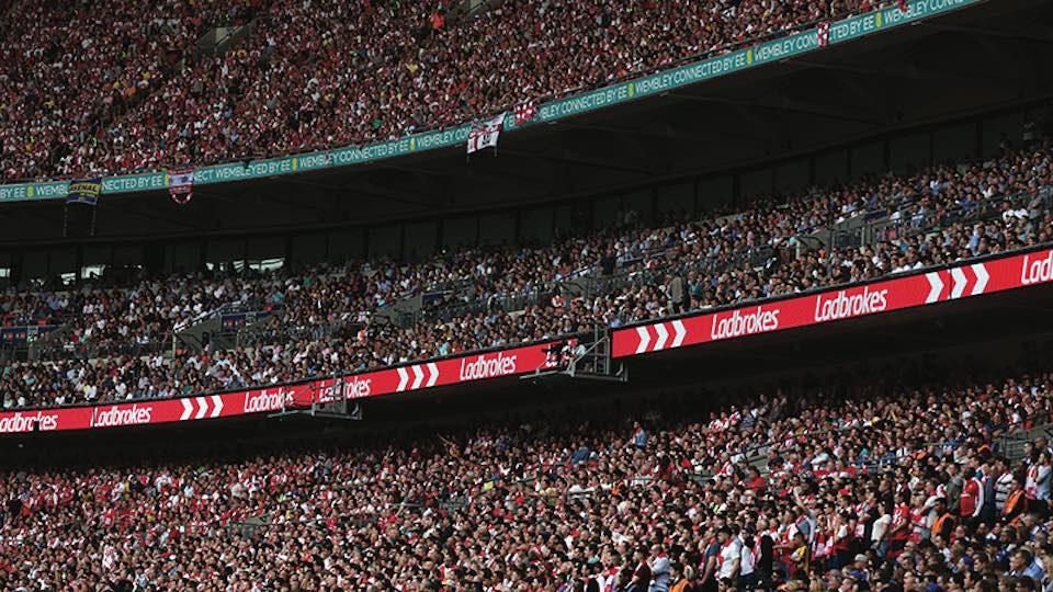 BBI - FA ladbrokes sponsorship