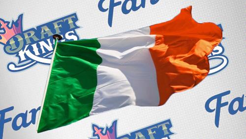 DraftKings eye opening in Ireland's DFS market