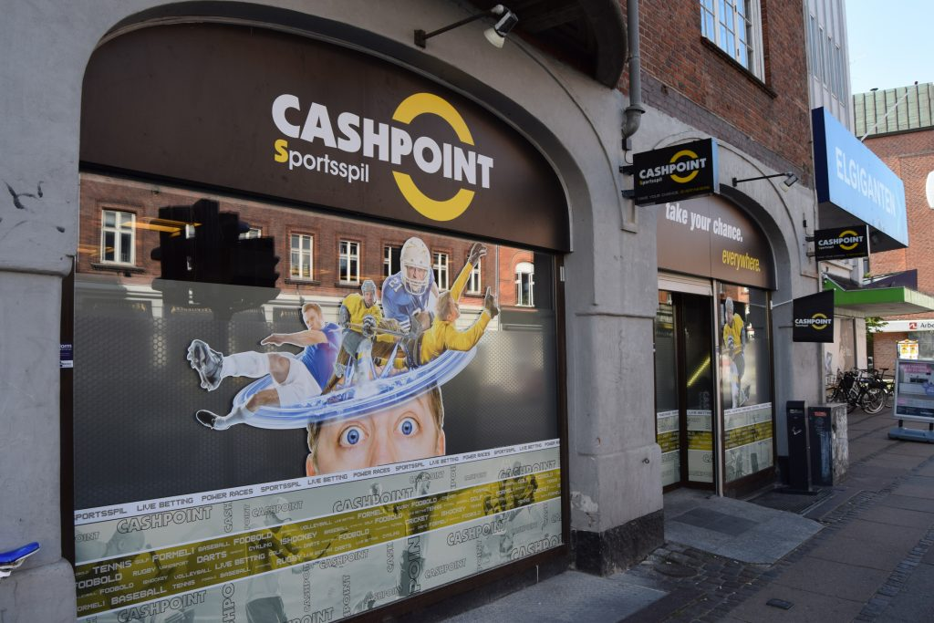 Cashpoint betting