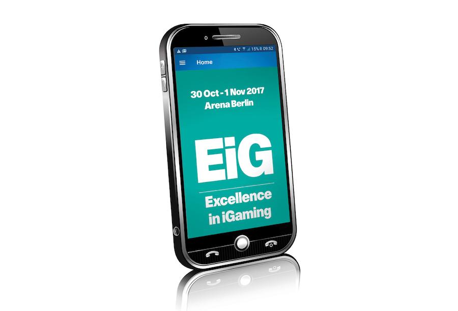 EiG phone app