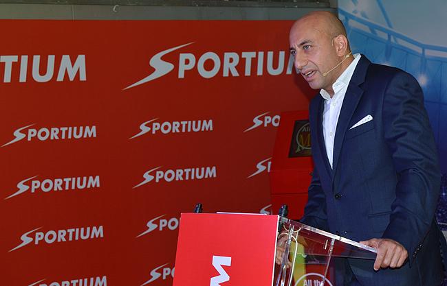 Sportium CEO Alberto Eljarrat inspired