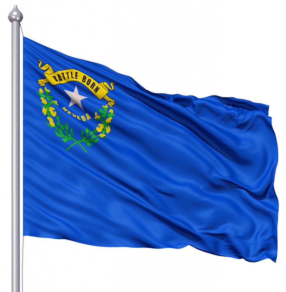 nevada flag delaware