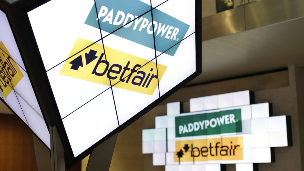 Paddy Power Betfair calls for FOBT stakes reduction in shock announcement