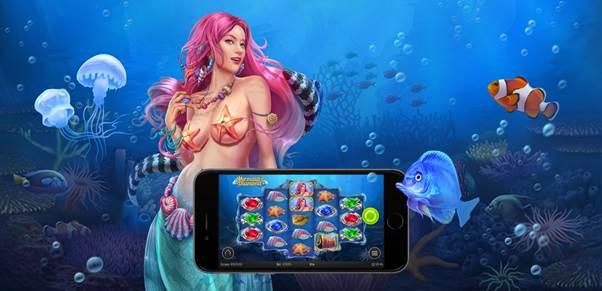 play n go mermaid's diamond