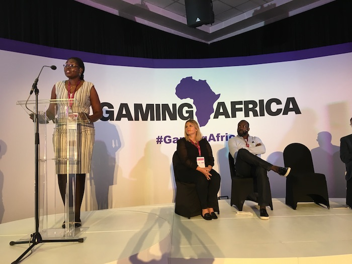 Gaming Africa opening day industry