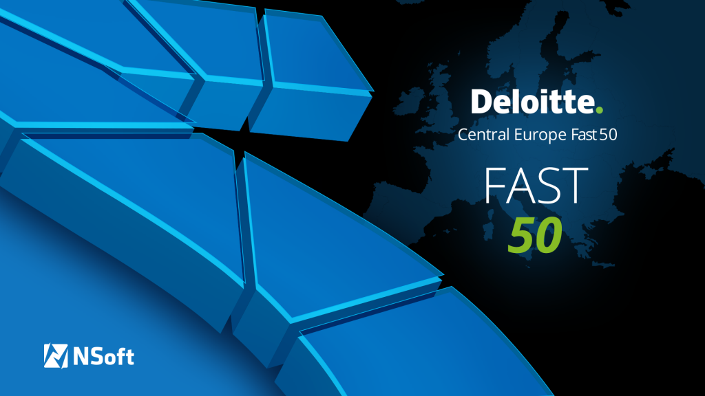 Deloitte names NSoft one of Central Europe's fastest growing companies