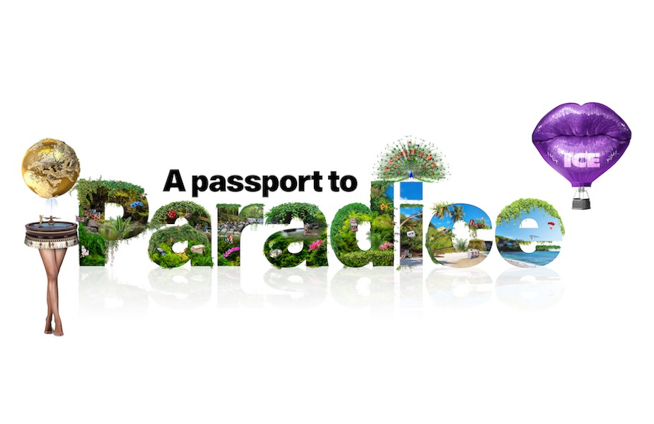 Passport to Paradice live ICE Totally Gaming