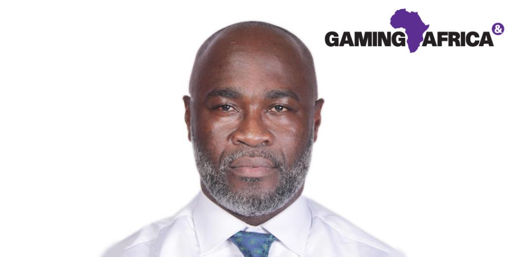 Peter Mireku, Commissioner for the Gaming Commission of Ghana