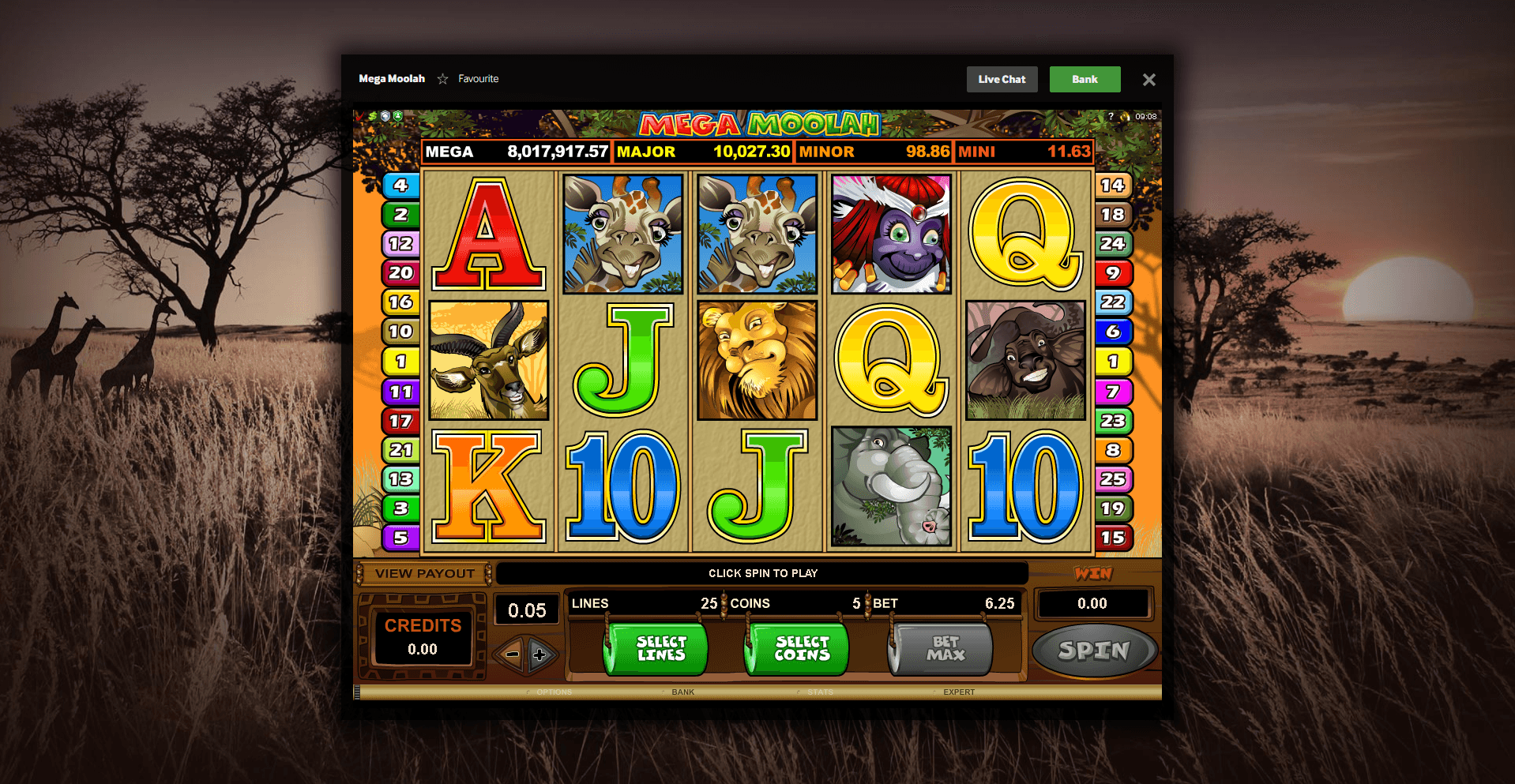 Microgaming announces another millionaire made on its Mega Moolah