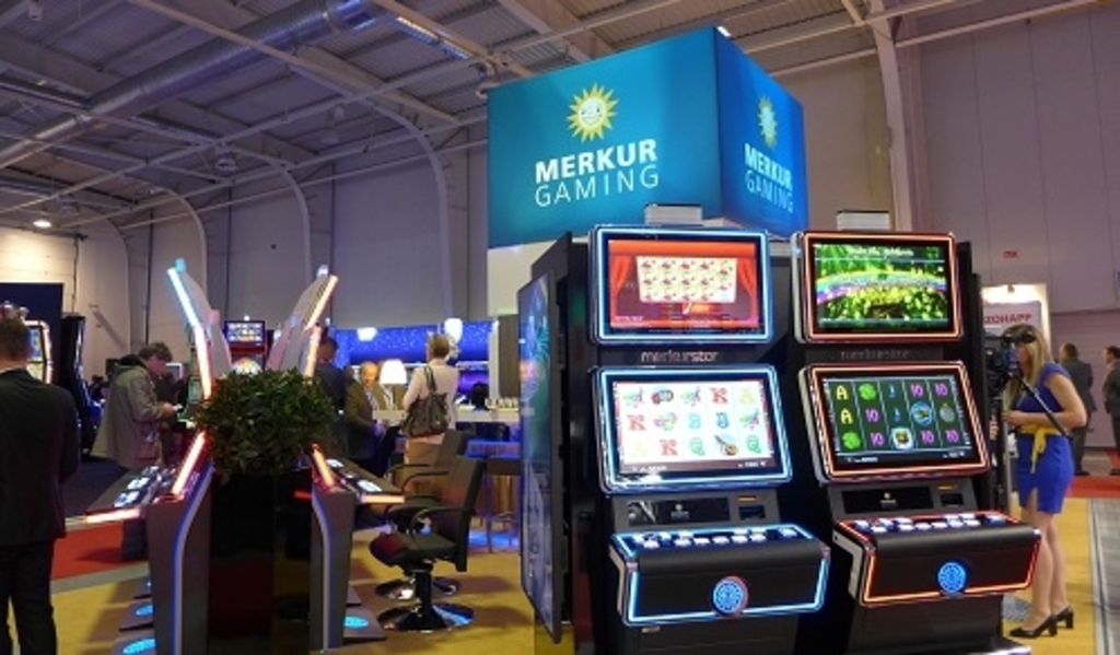 Merkur Gaming to return to Balkan Entertainment & Gaming Expo
