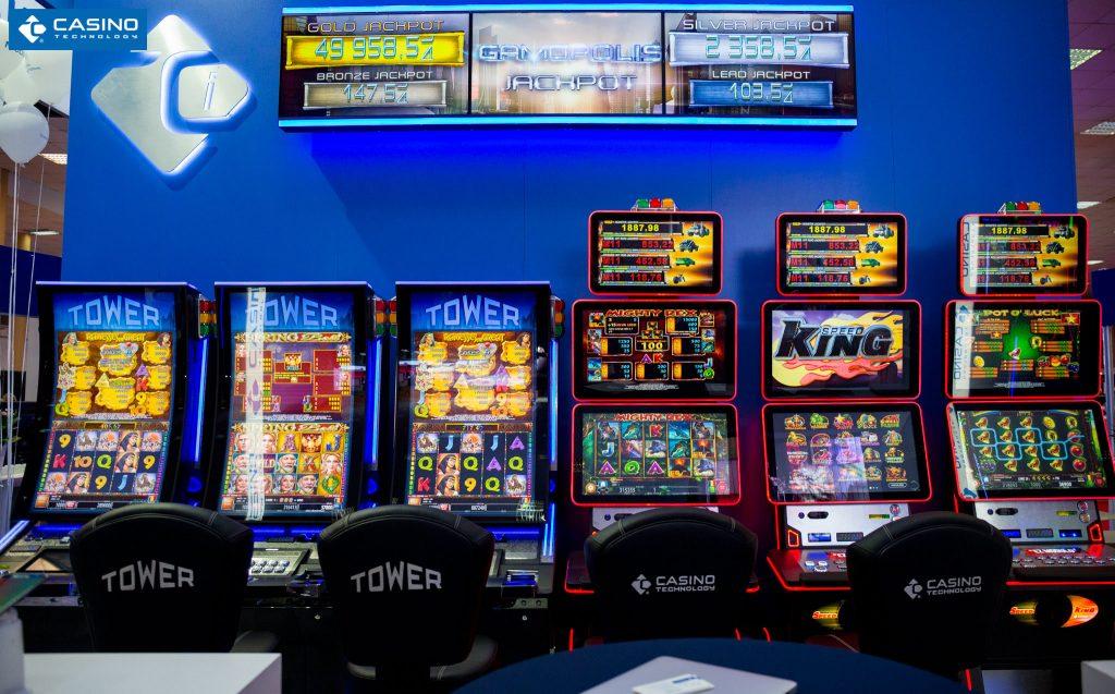 casino technology bege