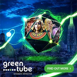 Greentube Sidebar