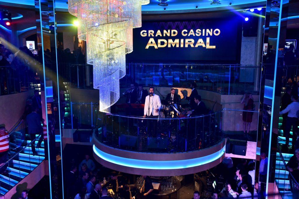 Novomatic Croatia Selects CPI for new Grand Casino Admiral Zagreb