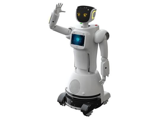 King Kong Sanbot Robot Shenzen