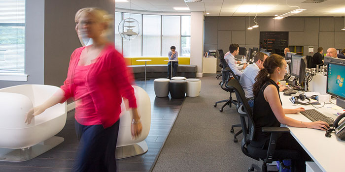 Microgaming named in coolest offices list