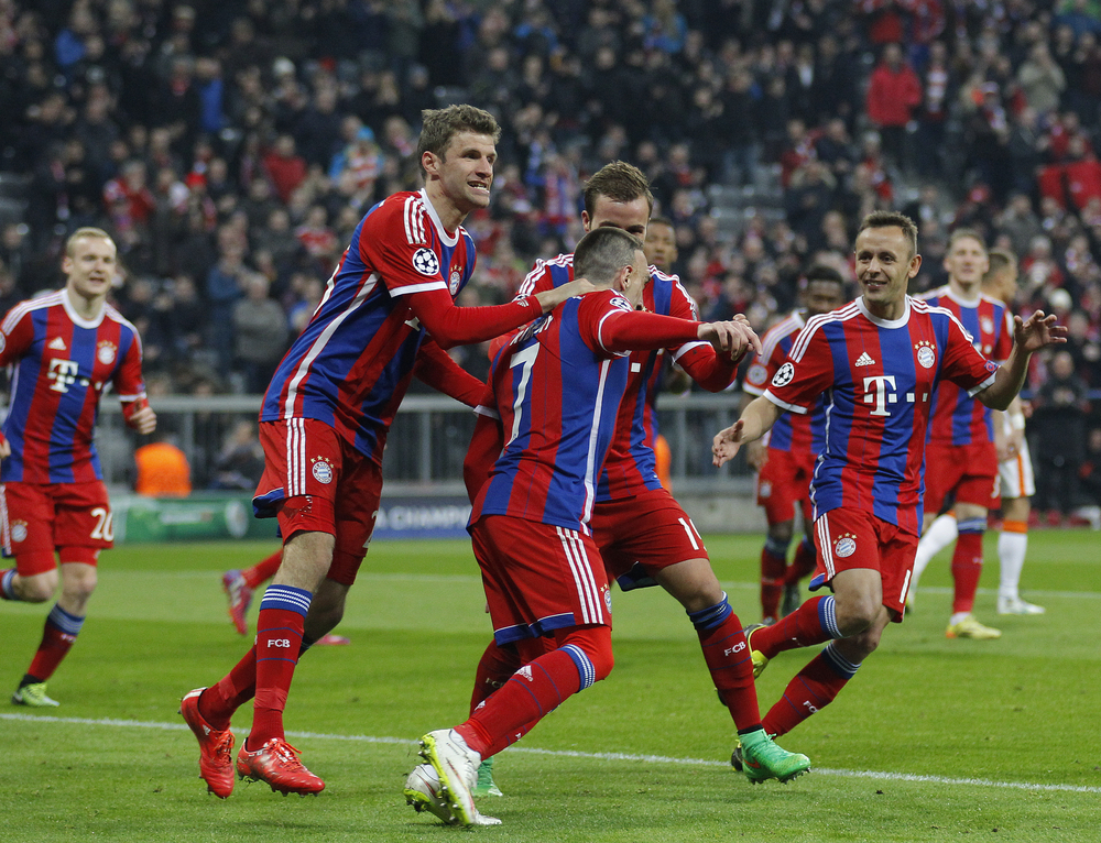 bayern munich germany football
