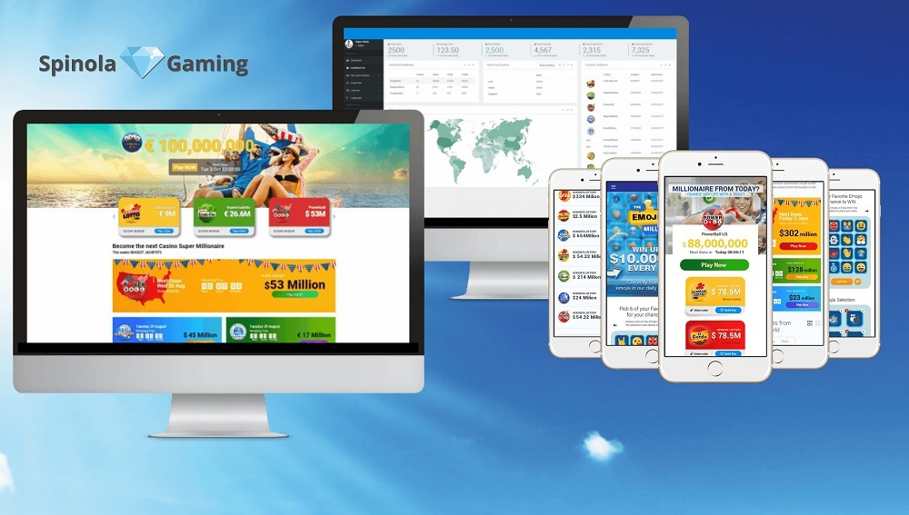 igaming Times Betting Business Spinola Gaming Lotteries, lottery