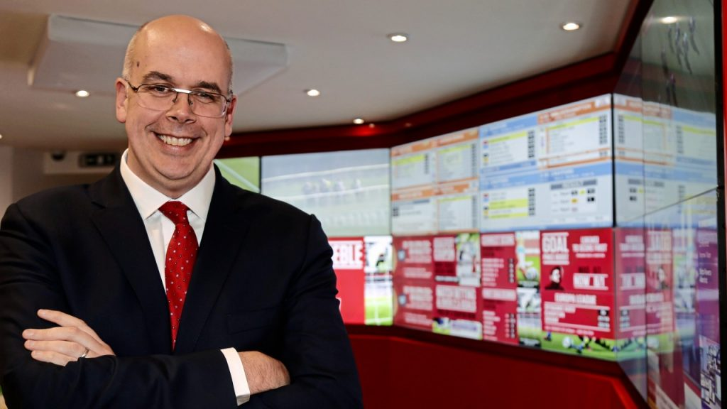 Ex-Ladbrokes director joins Playtech BGT Sports as COO