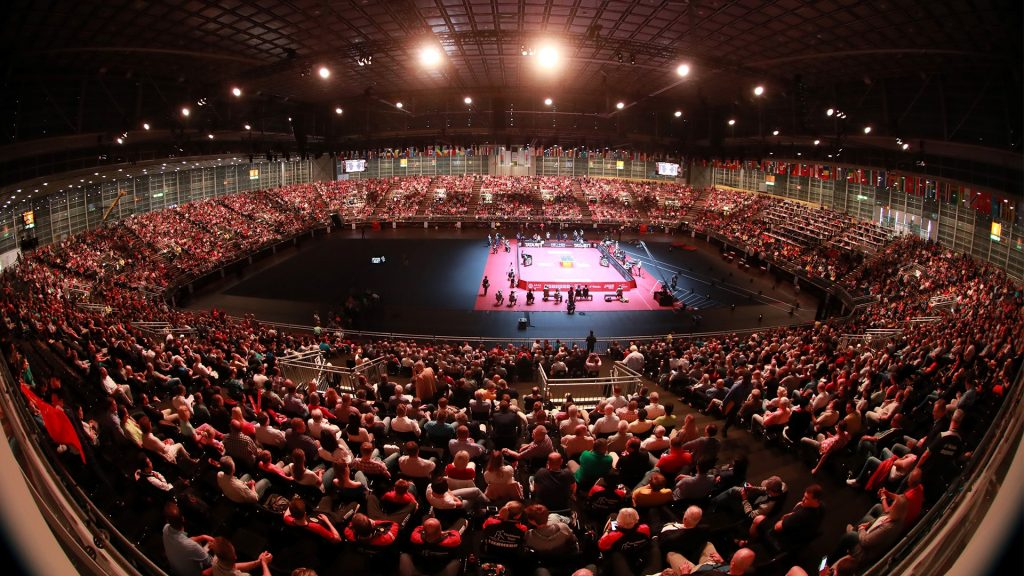 Sportradar to tackle match fixing for Int Table Tennis Federation