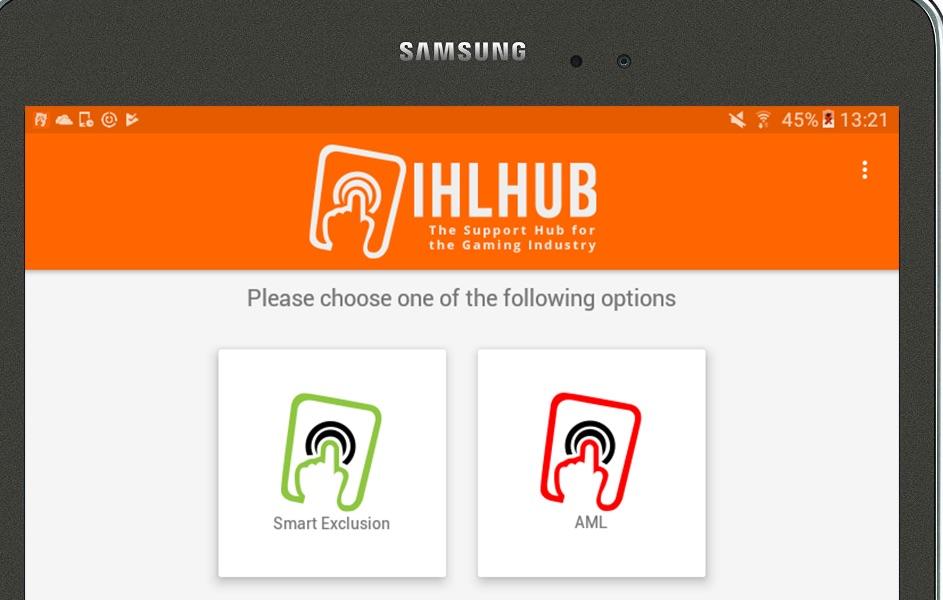 IHL Hub EAG app