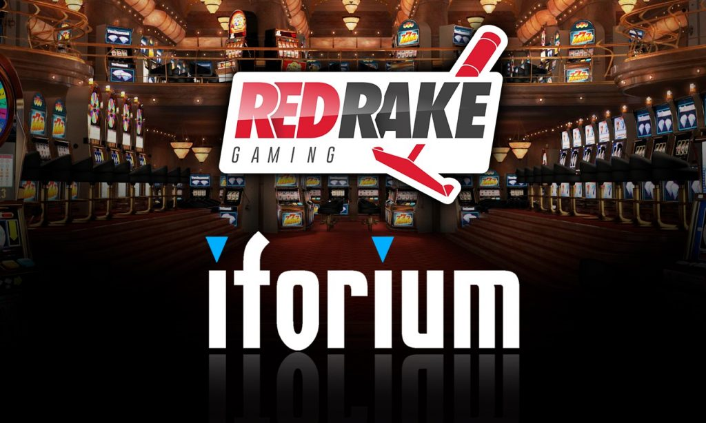 Iforium Adds Red Rake Gaming to Gameflex (IMG)