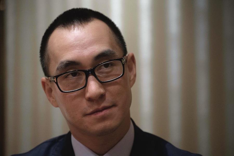 Lawrence Ho ICE Japan Networking Breakfast
