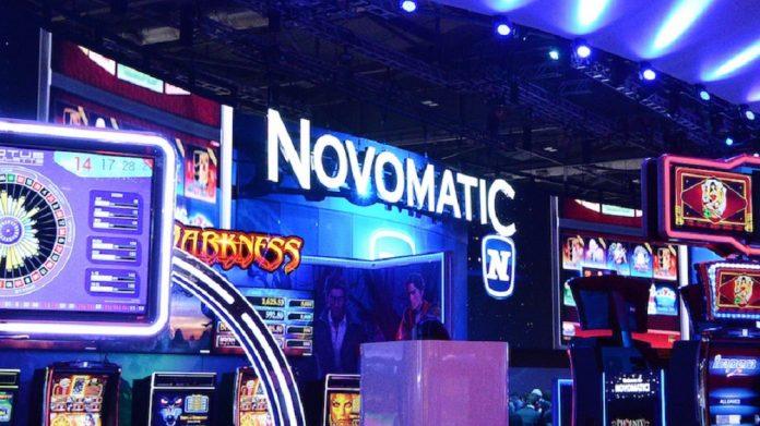Casino Review - NOVOMATIC AG Revenues