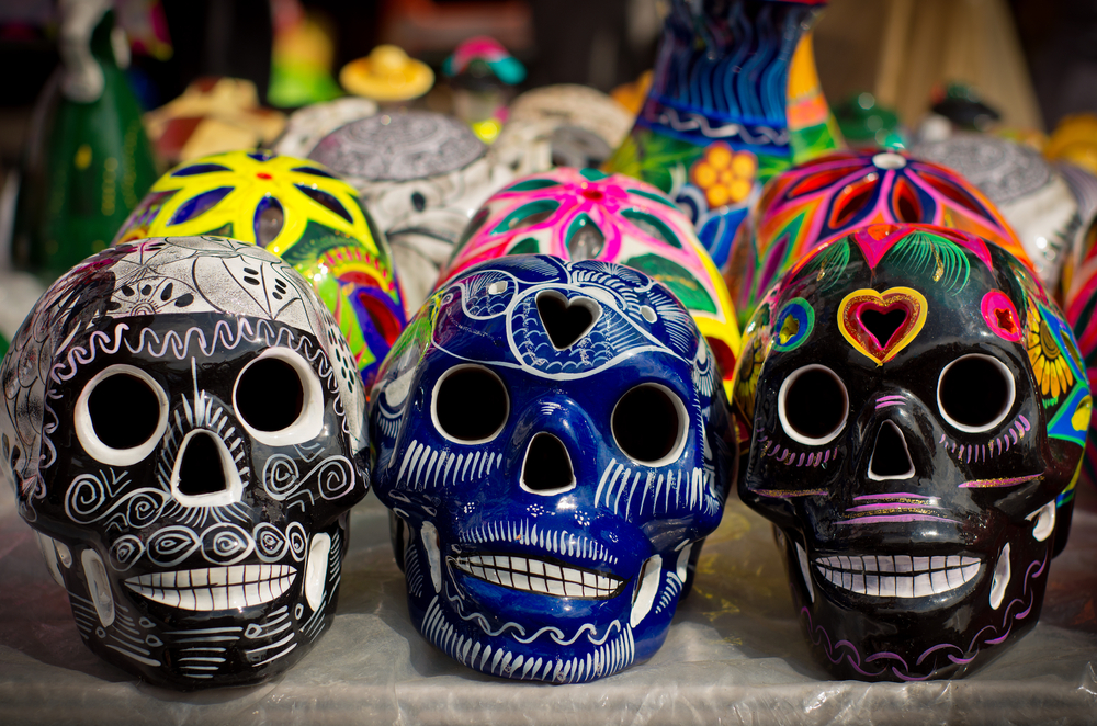 mexico day of dead crackdown black market