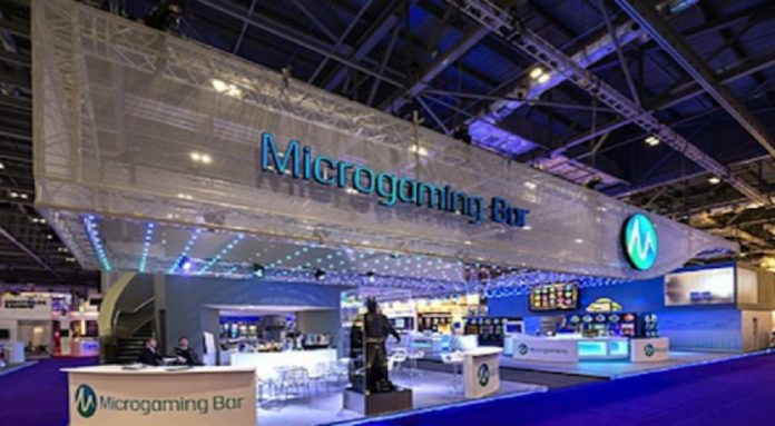 iGaming Times Microgaming Bar