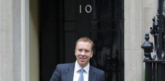 Matthew Hancock uk minister