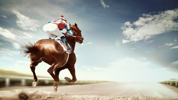 Grand National Aintree virtual