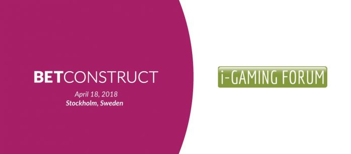 iGaming Times Betconstruct Forum Sweden