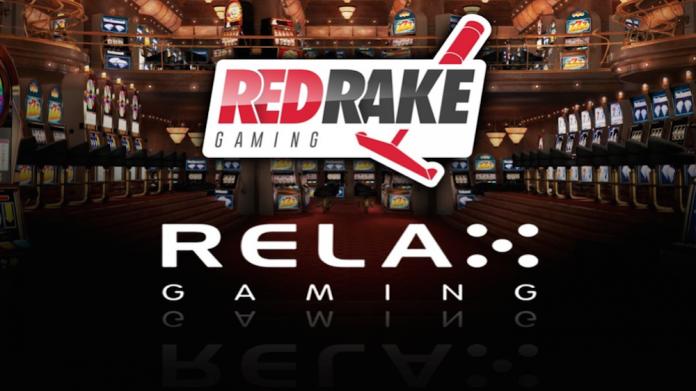 Red Rake : Relax Gaming